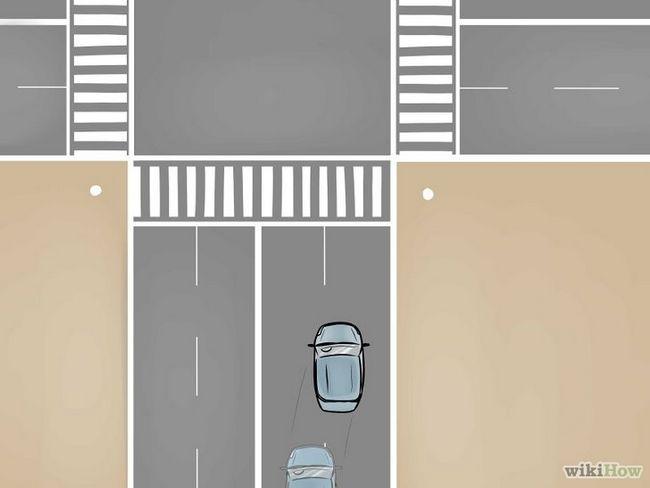 Imagen titulada girar a la derecha en la luz roja Paso 3