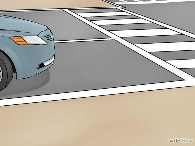 Imagen titulada girar a la derecha en la luz roja Paso 4
