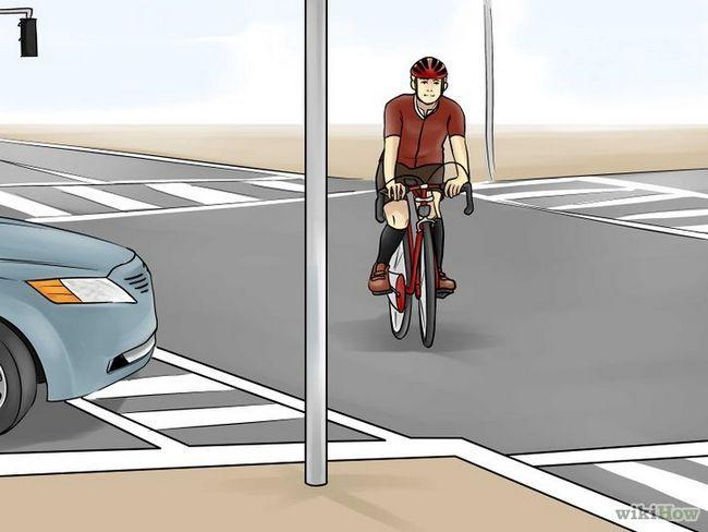 Imagen titulada girar a la derecha en la luz roja Paso 6