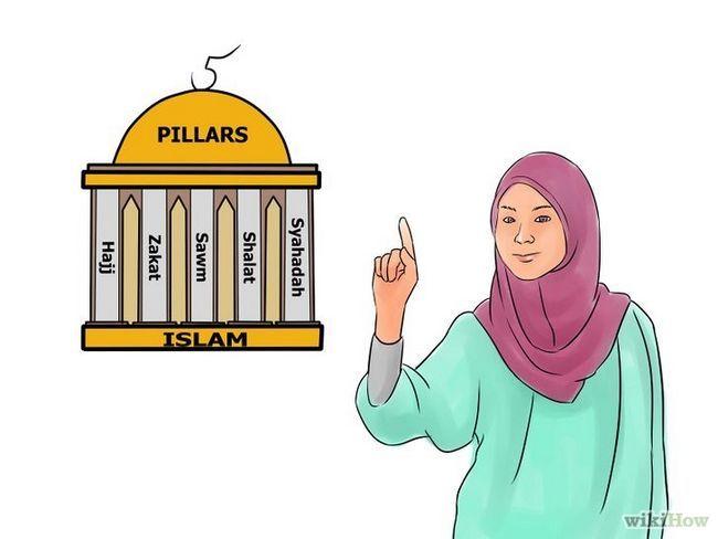 Imagen titulada Ser un musulmán Paso 10