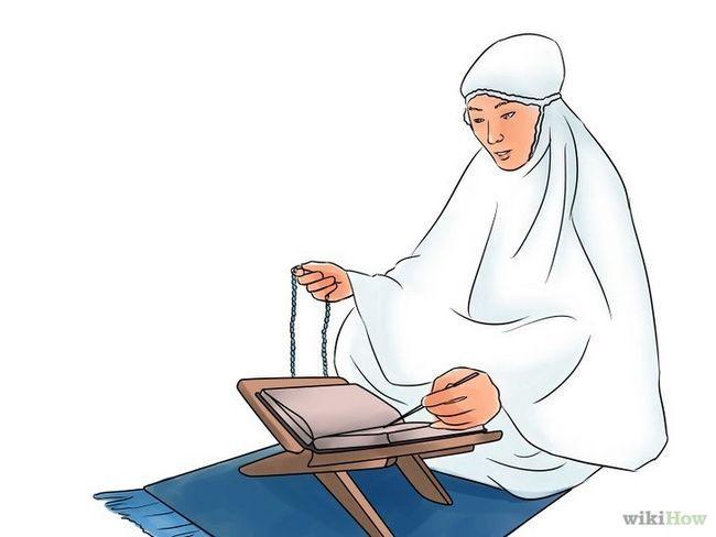 Imagen titulada Ser un musulmán Paso 12