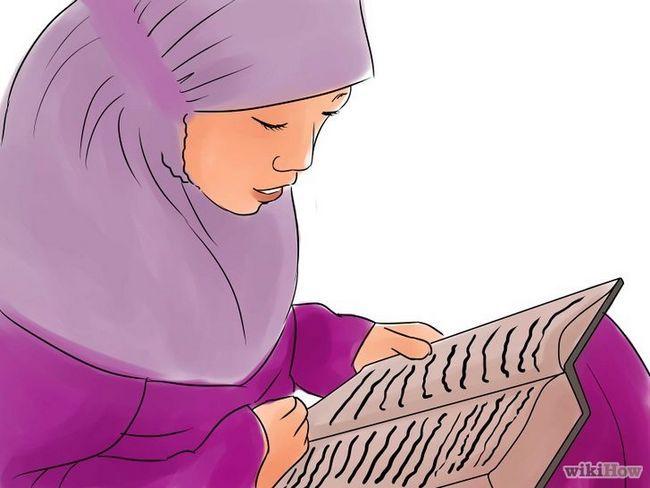 Imagen titulada Ser un musulmán Paso 2