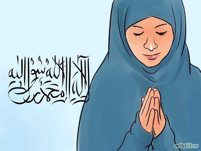 Imagen titulada Ser un musulmán Paso 4