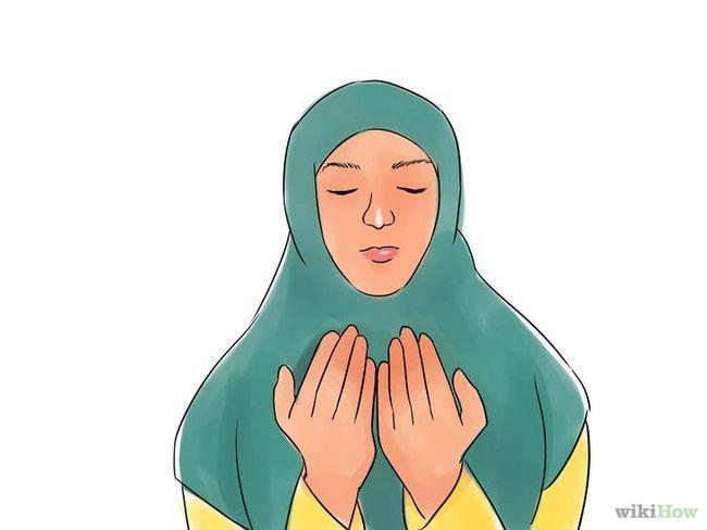 Imagen titulada Ser un musulmán Paso 8