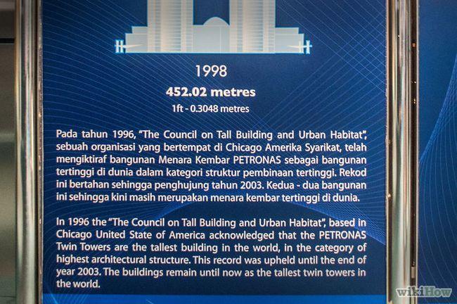 Imagen titulada Visita a las torres Petronas paso 15
