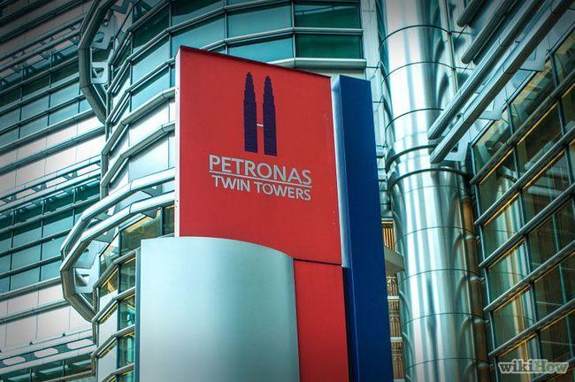 Visita imagen titulada las Torres Petronas Paso 5