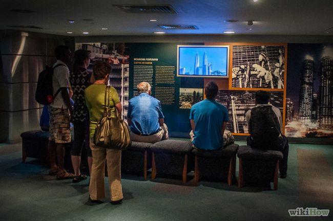 Visita imagen titulada las Torres Petronas Paso 8