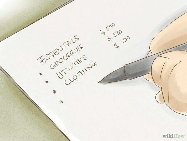 ¿Cómo vivir dentro de su presupuesto