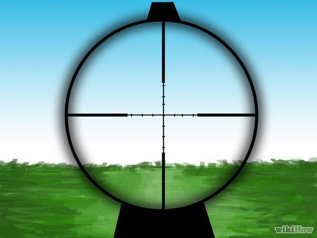 Restablecimiento del alcance de su rifle
